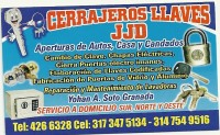 Cerrajeros  y llaves Servicio a Domicilio 24 Horas