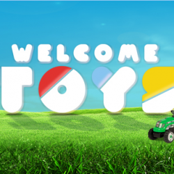 Banner Welcome Toys