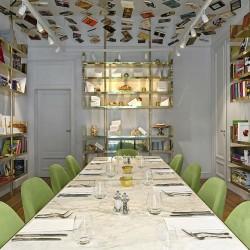 CASA CAVIA, espacio gastronomico y de arte .