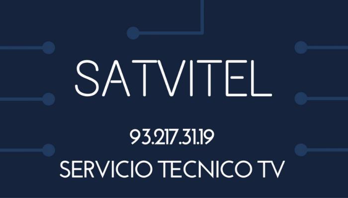 SERVICIO TECNICO TV BARCELONA