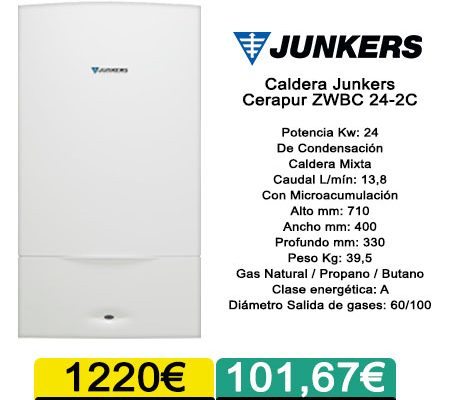 JUNKERS-CERAPUR-24