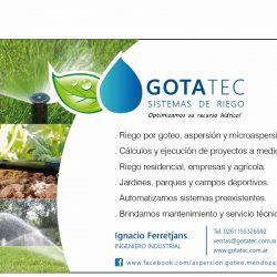 Gotatec Folleto
